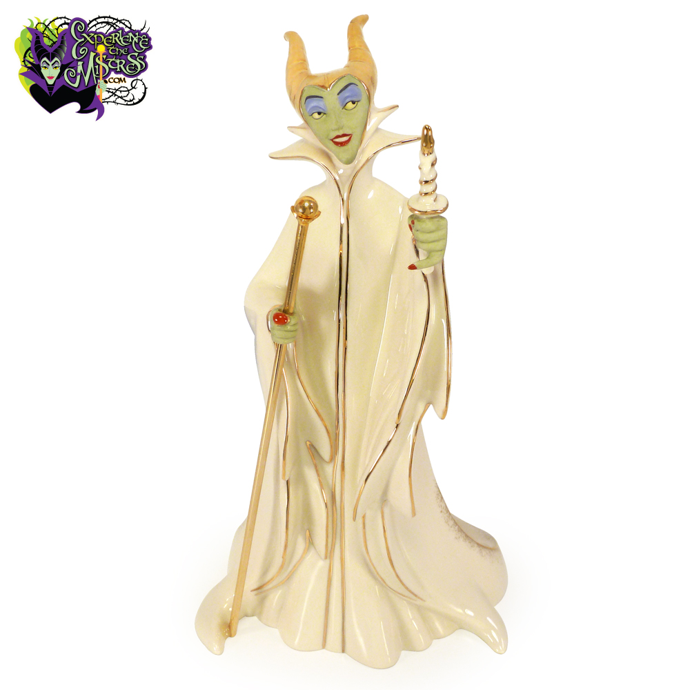 lenox classics disney showcase collection bone china figurine maleficent. Black Bedroom Furniture Sets. Home Design Ideas