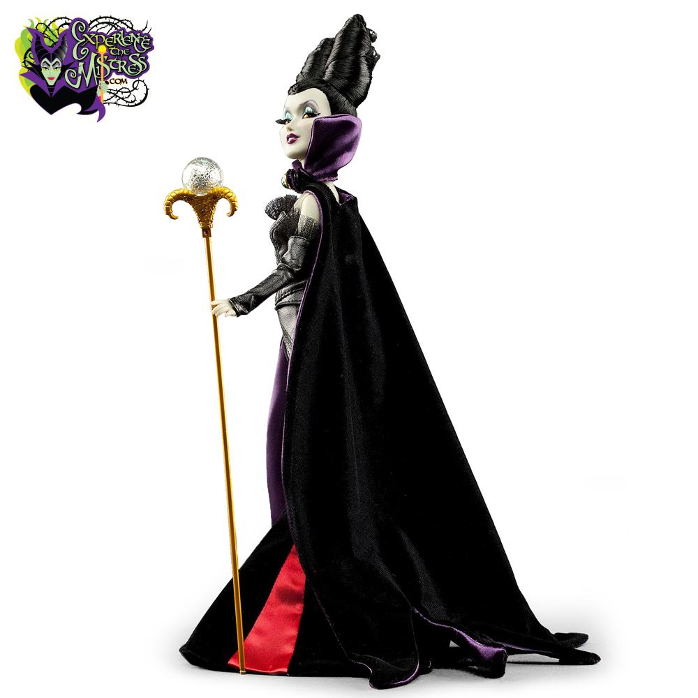 disney store disney villains designer collection limited