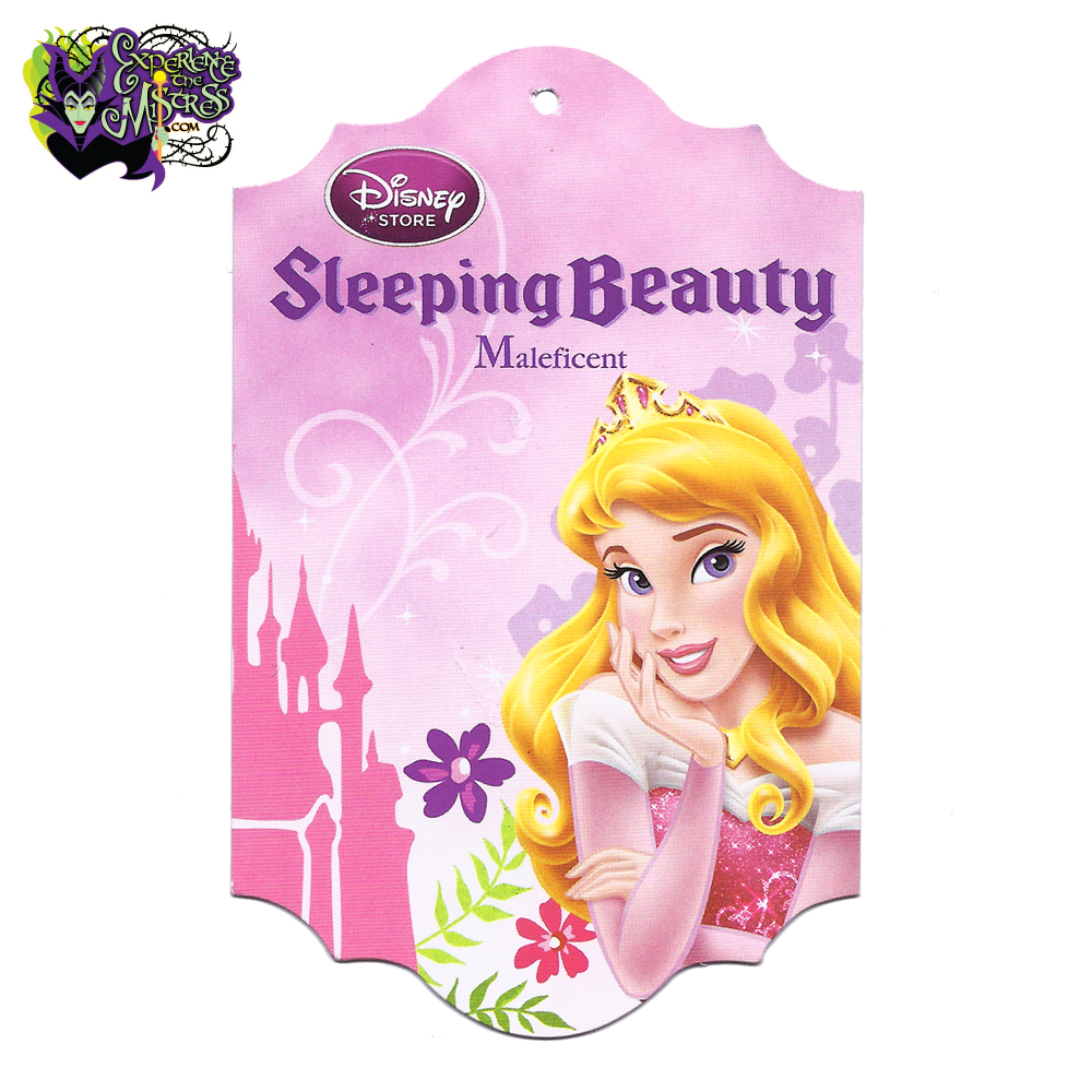 disney store �sleeping beauty� plush collection doll