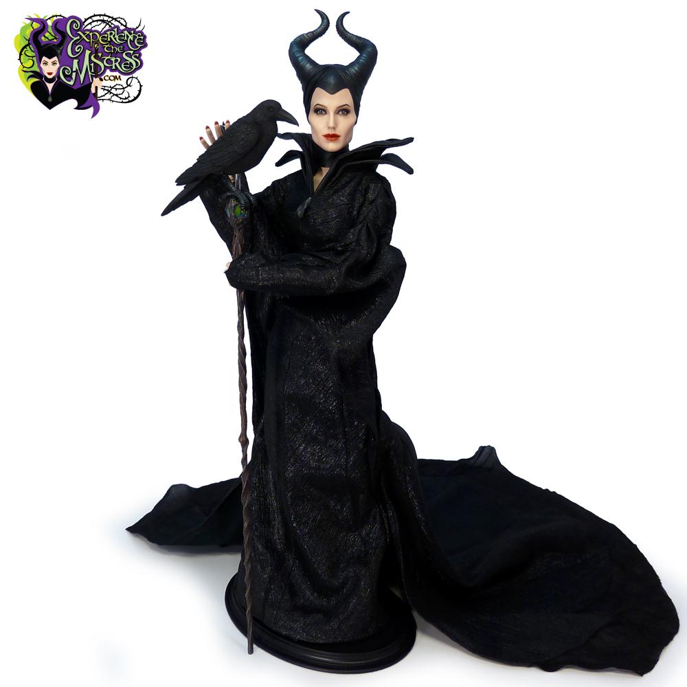 Hot Toys Presents Disney: 'Maleficent' Movie Masterpiece ...