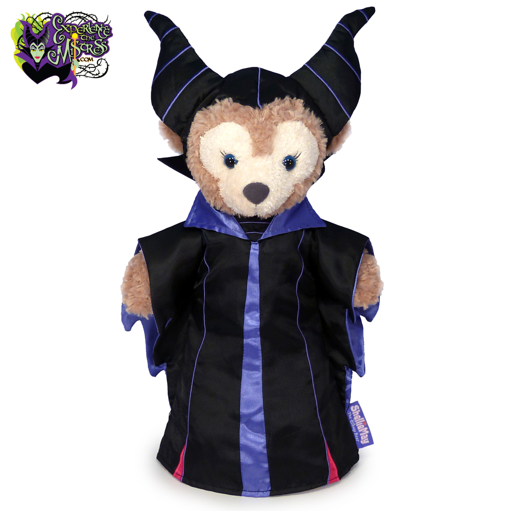 disney parks shelliemay the disney bear plush character costume maleficent. Black Bedroom Furniture Sets. Home Design Ideas