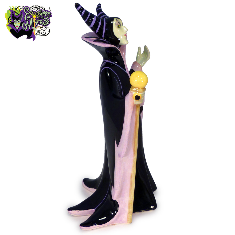 Disney Parks Disney Villains Porcelain Collectible