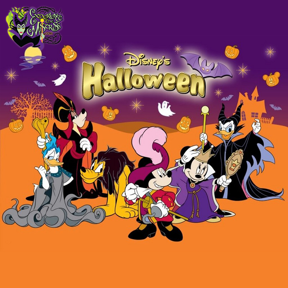 Yujin Japan Disney's Halloween: Mickey Mouse & Friends as Villains ...