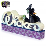 2013-Enesco-Disney-Traditions-Jim-Shore-Maleficent-Diablo-Wicked-Word-Figurine-008