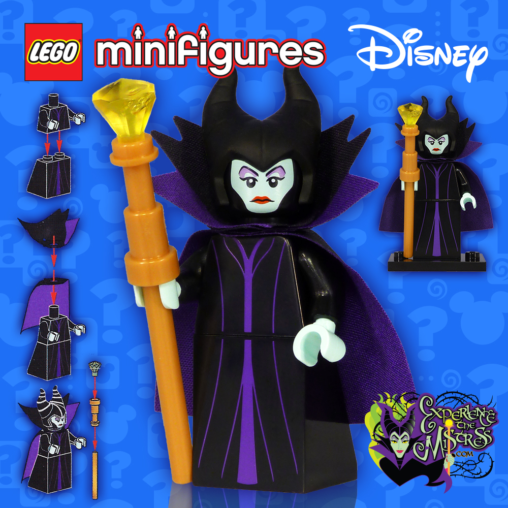Lego Minifigures Collection Disney Character Edition