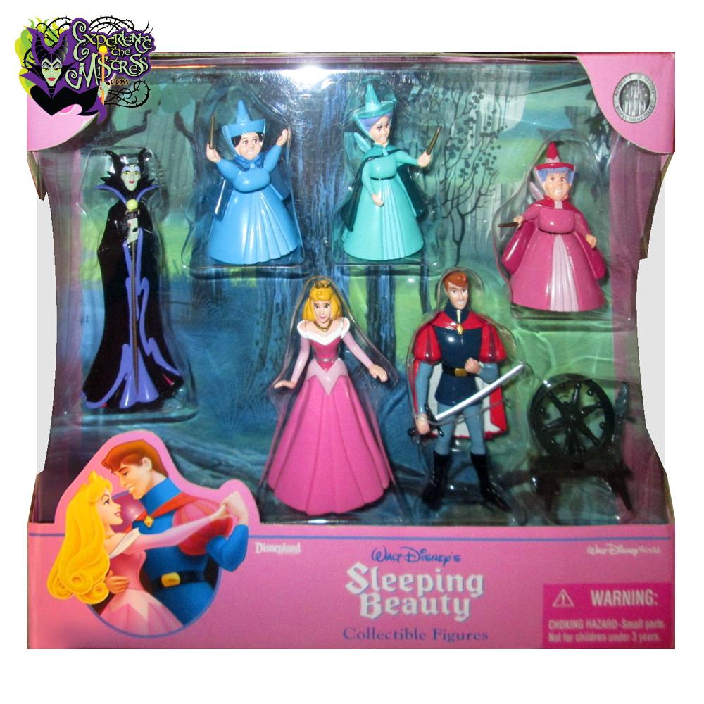 Disney Parks Walt Disney S Sleeping Beauty Poseable