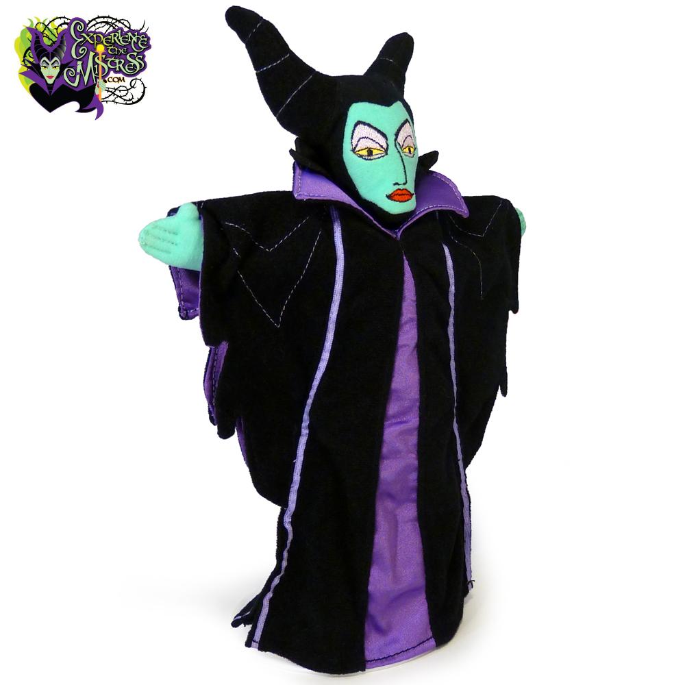 Disneys Sleeping Beauty Malificent Dragon 6 Bean Bag Doll
