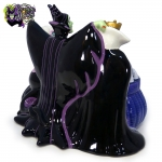 2004-Disney-Store-Villains-Candy-Dish-Maleficent-Evil-Queen-Ursula-004