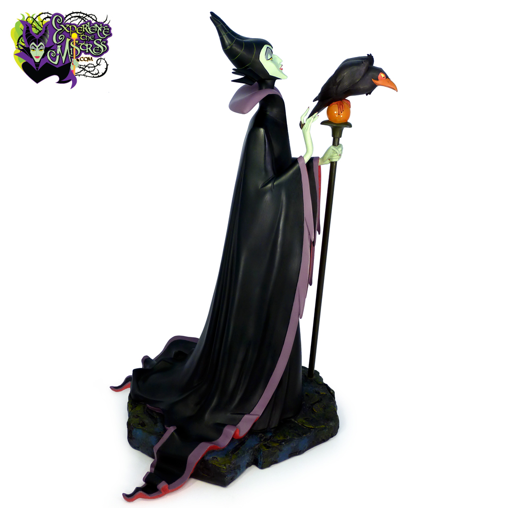 Disneyland & Catalog Disney Villains: Maleficent & Diablo ...