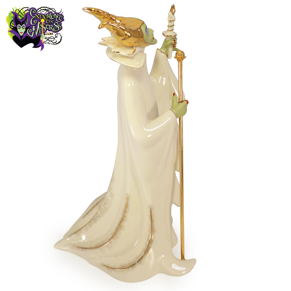 lenox classics disney showcase collection sleeping beauty bone china figurine maleficent. Black Bedroom Furniture Sets. Home Design Ideas