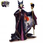 2007-Bradford-Exchange-Disney-Villains-Heirloom-Porcelain-Figurine-Maleficent-002