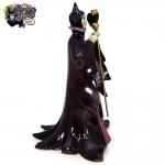 2007-Bradford-Exchange-Disney-Villains-Heirloom-Porcelain-Figurine-Maleficent-003