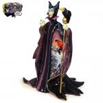 2007-Bradford-Exchange-Disney-Villains-Heirloom-Porcelain-Figurine-Maleficent-008