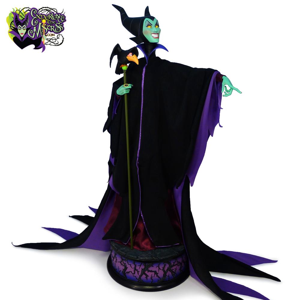Sideshow Collectibles Disney Villains Premium Format ...