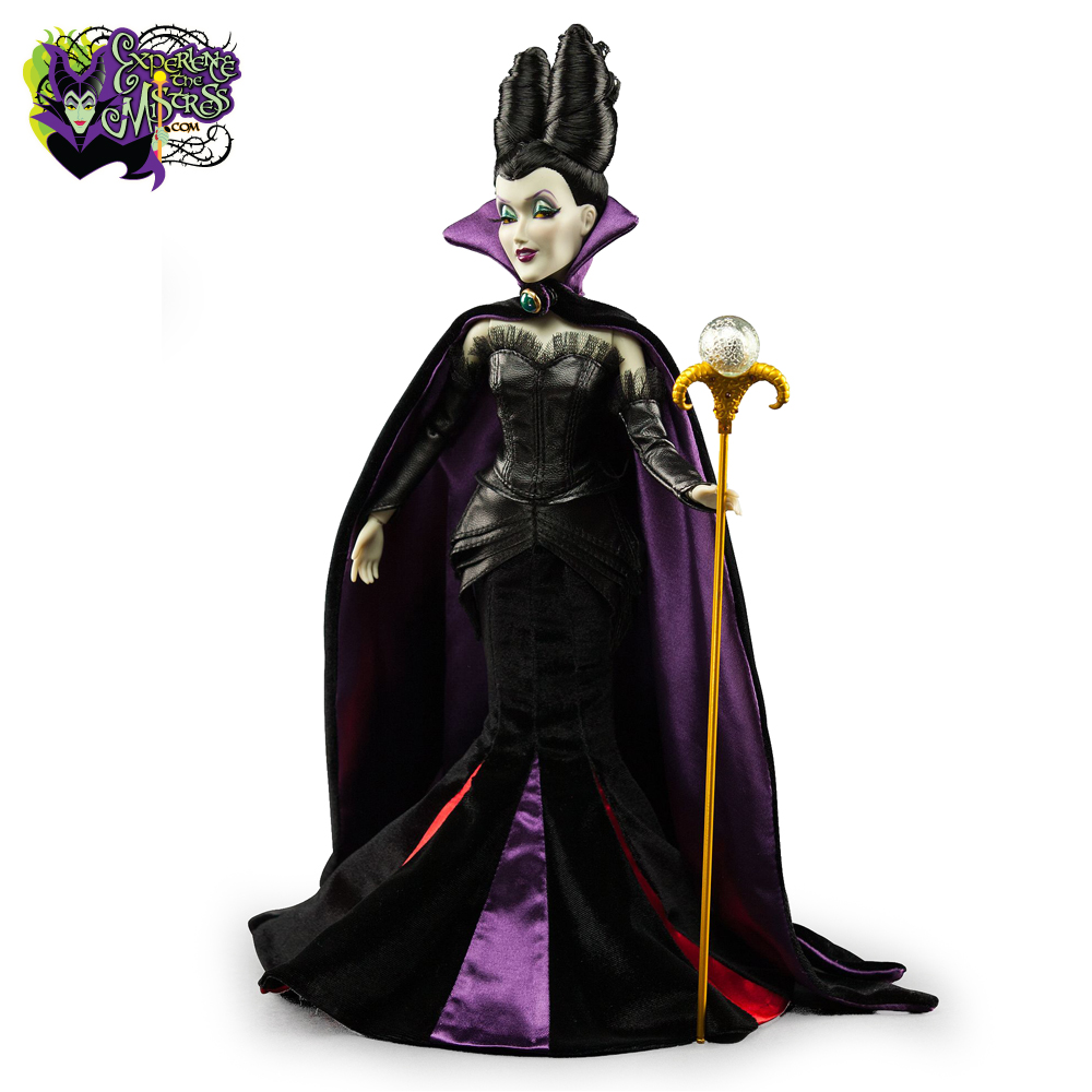 Disney Store Disney Villains Designer Collection Limited ...