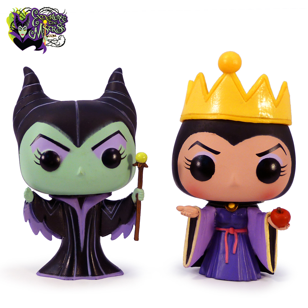 Funko Disney Pop Minis Vinyl Figure 2 Pack Set 4