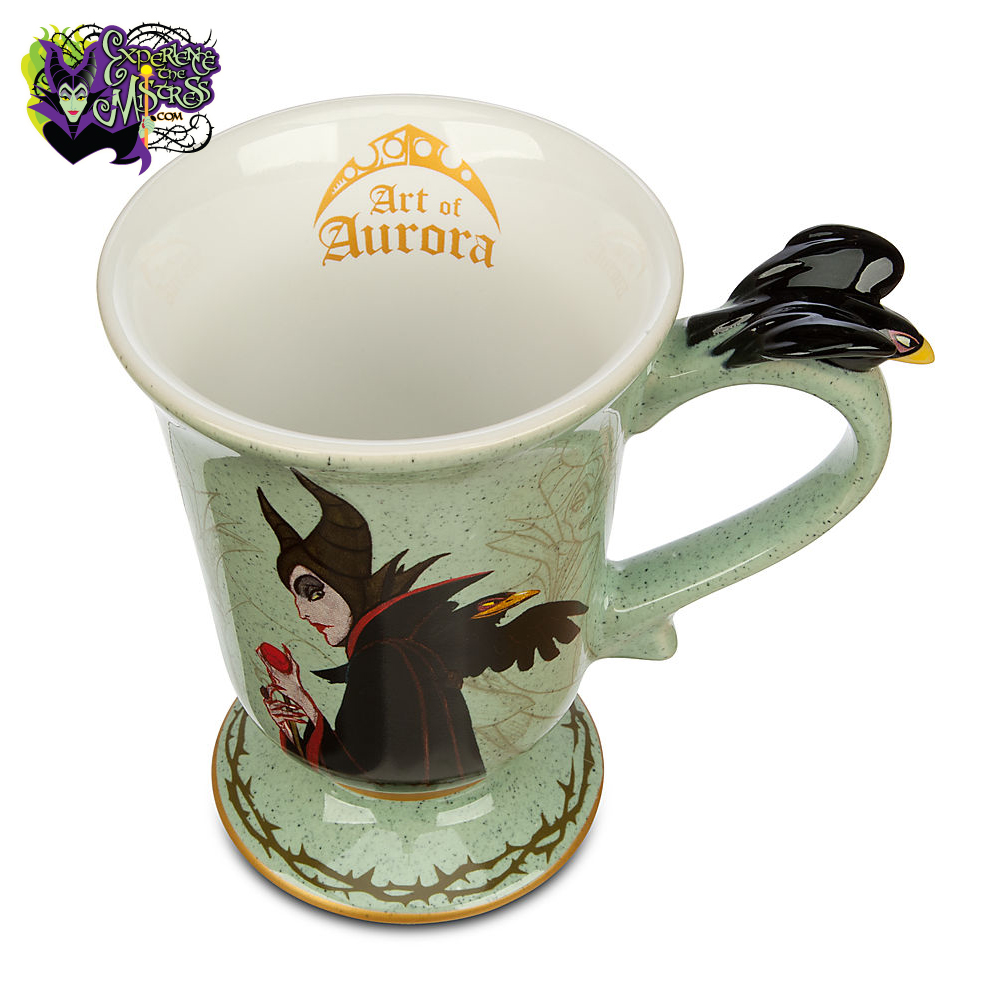 Disney Store Art Of Aurora Collection Ceramic Mug
