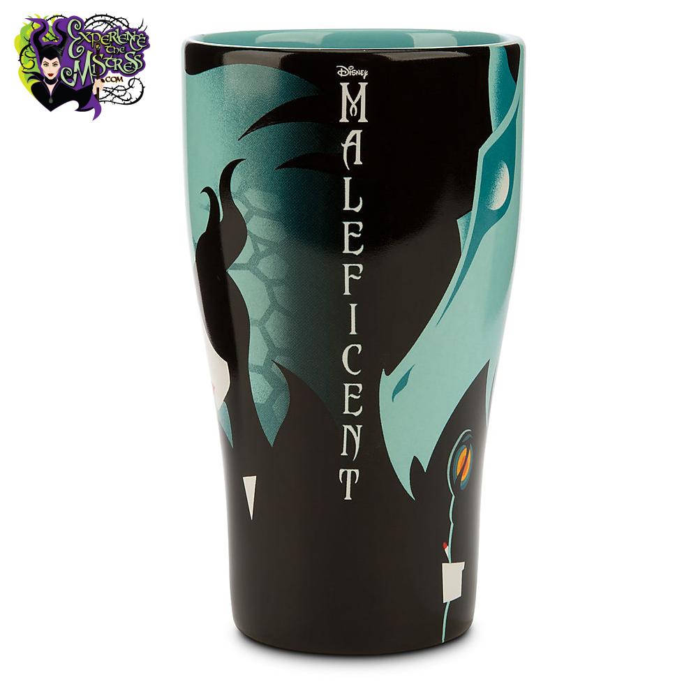 Disney Store Disney Maleficent Ceramic Latte Cup