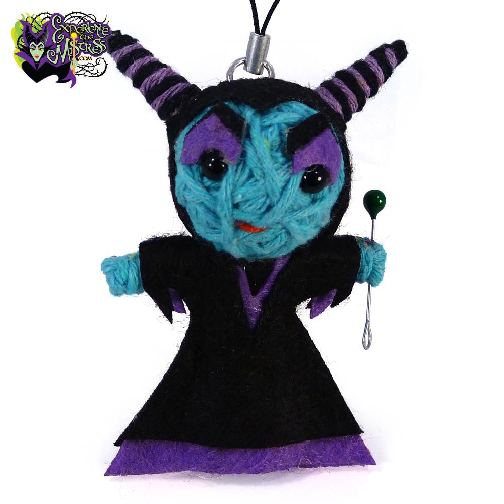 Loungefly Disney String Doll Series 2 Yarn Doll Key
