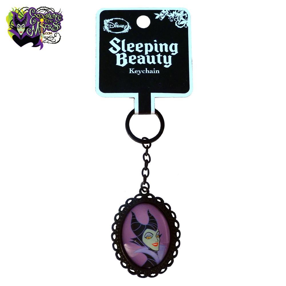 Loungefly Disney Sleeping Beauty Pendant Key Chain