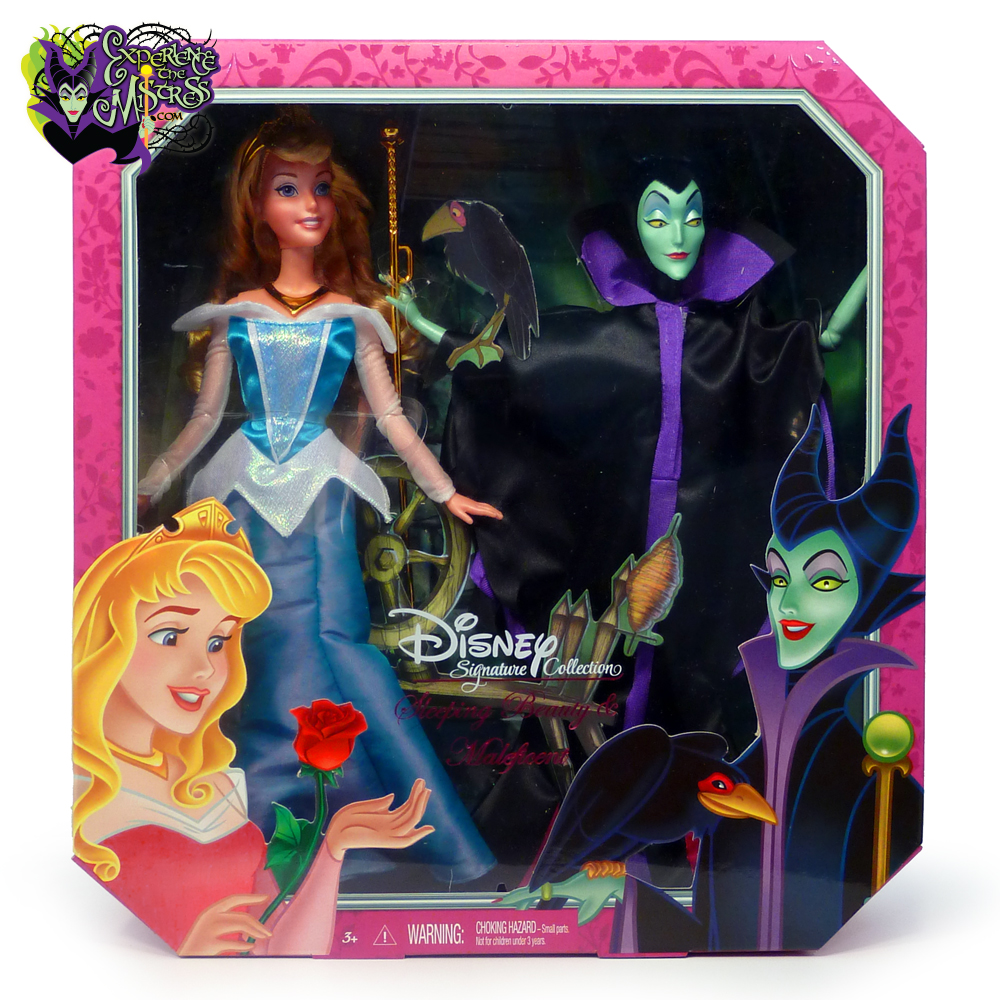 Mattel Disney Signature Collection Sleeping Beauty 2 Pack