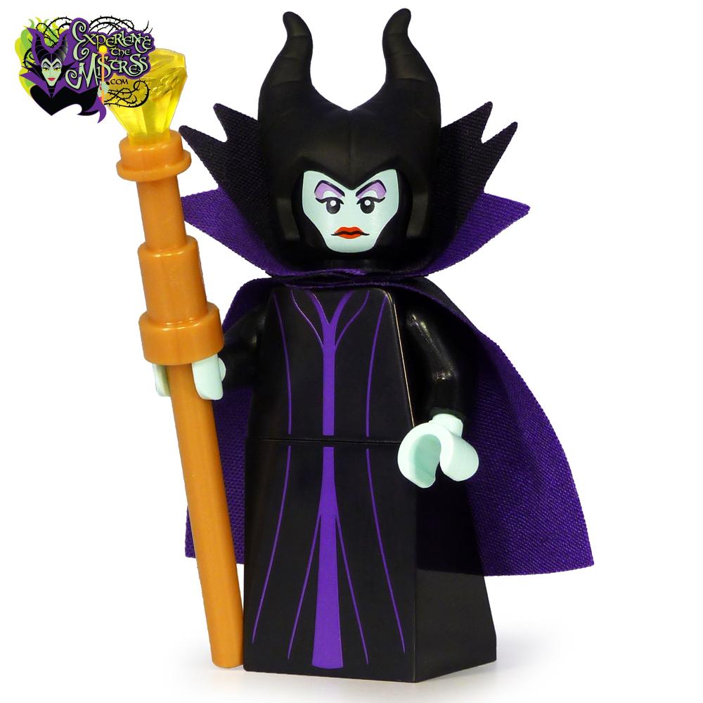 Lego Maleficent Minifigure LEGO Minifigures Colle...