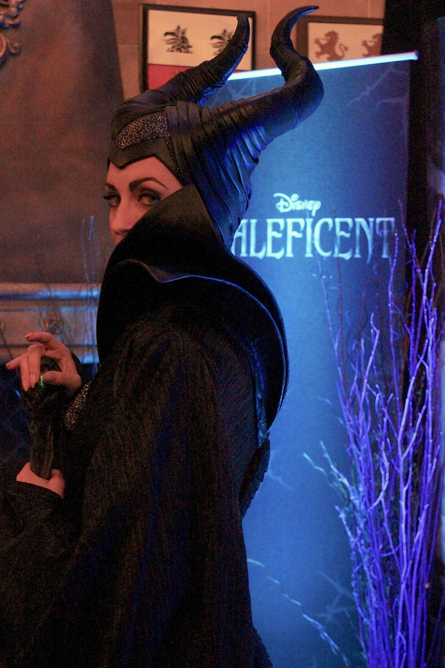 Disney parks new maleficent movie face character greets lucky guests disney parks new maleficent movie face character greets lucky guests in cinderella castle at magic kingdom experiencethemistress m4hsunfo