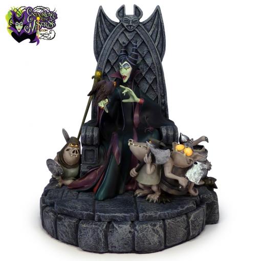2001-Disney-Store-Gallery-Markrita-Villain-Collectors-Box-Maleficent-Figurine-001