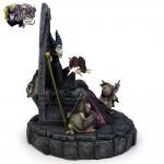 2001-Disney-Store-Gallery-Markrita-Villain-Collectors-Box-Maleficent-Figurine-003