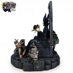 2001-Disney-Store-Gallery-Markrita-Villain-Collectors-Box-Maleficent-Figurine-007