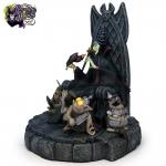 2001-Disney-Store-Gallery-Markrita-Villain-Collectors-Box-Maleficent-Figurine-008