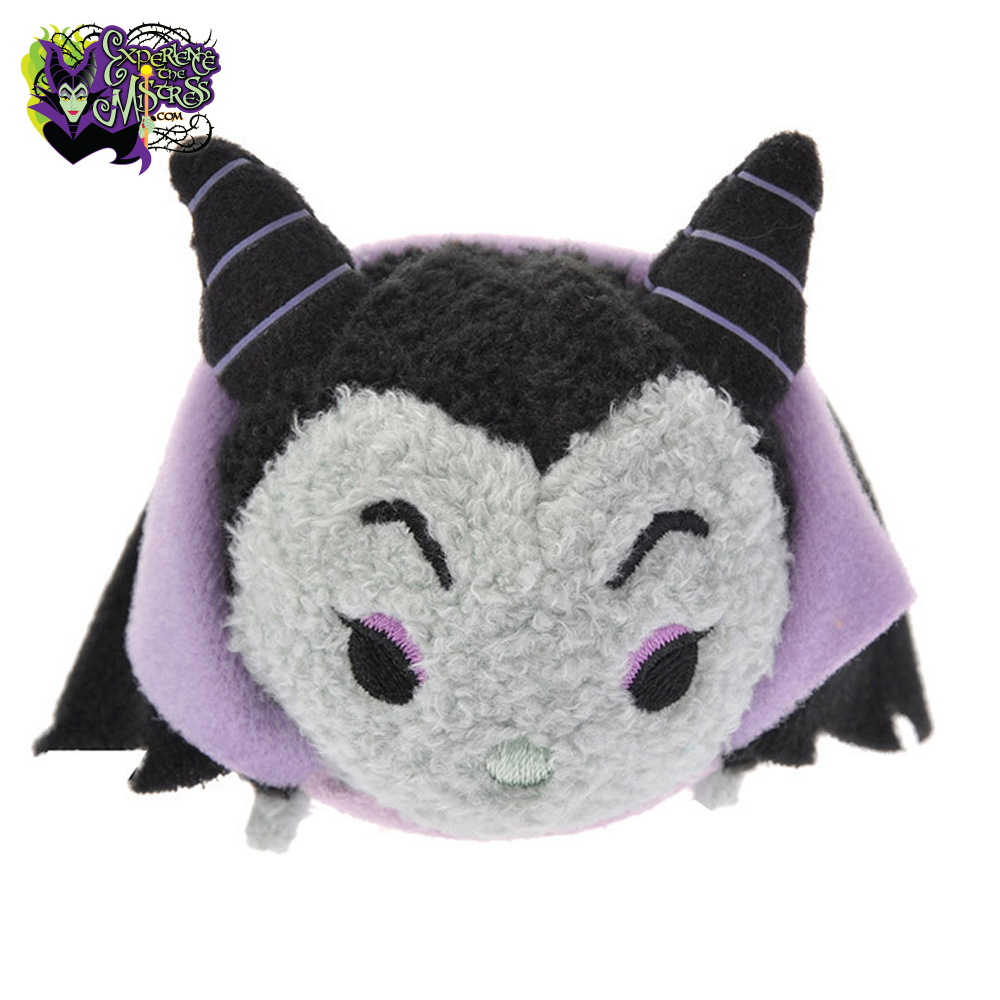 d6f284cb7e500 Disneyland Paris Disney Villains Sequined Baseball Cap Hat with Plush Horns  – Maleficent