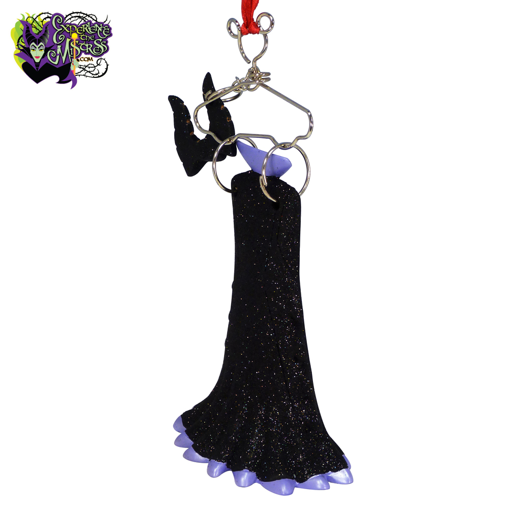 Disney parks costume ornament collection villains