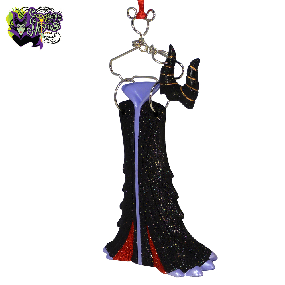 Disney Parks Costume Ornament Collection: Disney Villains ...