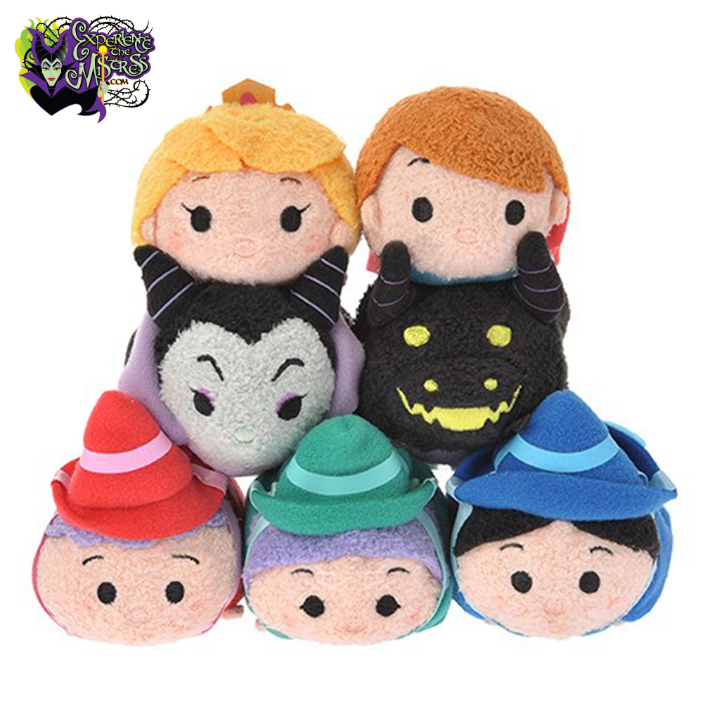 Disney Store Japan TsumTsum: 3rd Anniversary Box Set ...