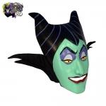 2003-Disneyland-Paris-Villains-Latex-Rubber-Halloween-Costume-Mask-Maleficent-002