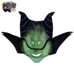 2003-Disneyland-Paris-Villains-Latex-Rubber-Halloween-Costume-Mask-Maleficent-004