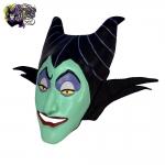 2003-Disneyland-Paris-Villains-Latex-Rubber-Halloween-Costume-Mask-Maleficent-006