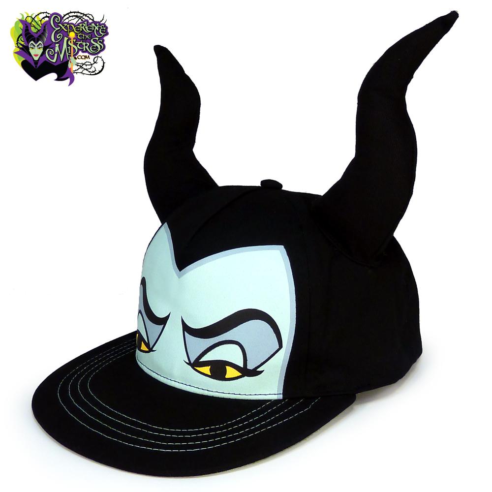 06ef944d39174 ABG Accessories Disney Princess  Villains Baseball Cap Hat with ...