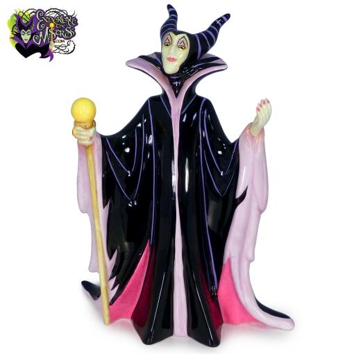 1988-Disney-Parks-Villains-Porcelain-Figurine-Maleficent-001