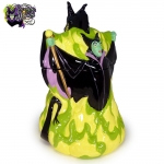 2004-Disney-Auctions-Disney-Villains-Double-Sided-Ceramic-Cookie-Jar-Maleficent-Dragon-002