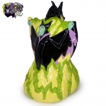 2004-Disney-Auctions-Disney-Villains-Double-Sided-Ceramic-Cookie-Jar-Maleficent-Dragon-008