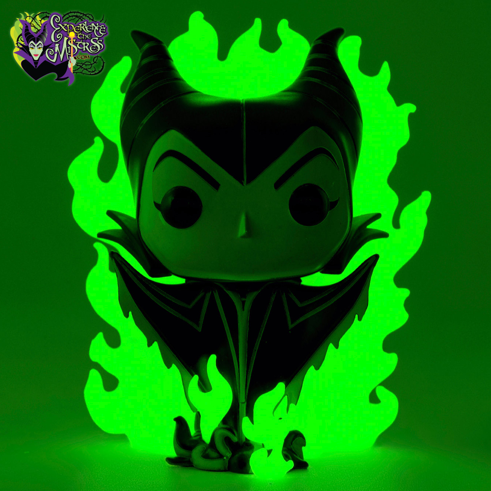 Funko Disney Pop Glow In The Dark Vinyl Figure 232