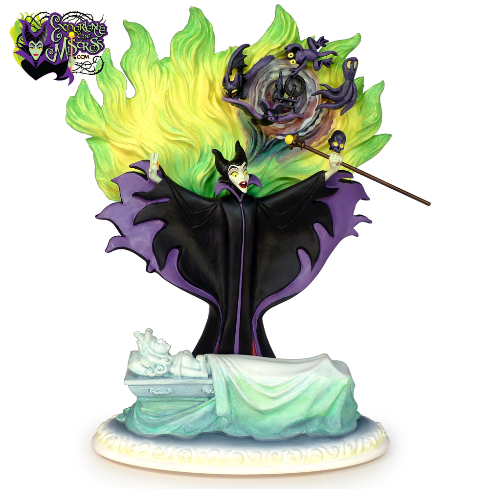 Maleficent & Disney Villains Statues & Busts