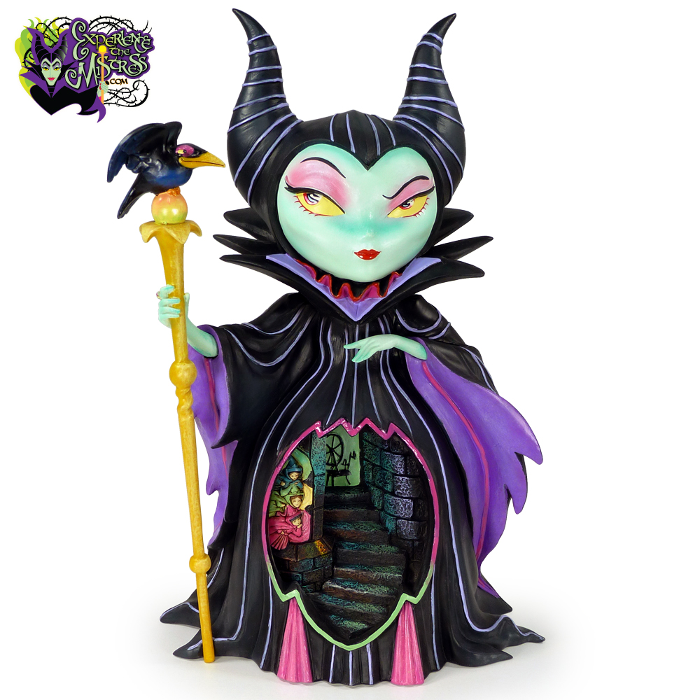 Enesco Disney Showcase Collection: The World of Miss Mindy