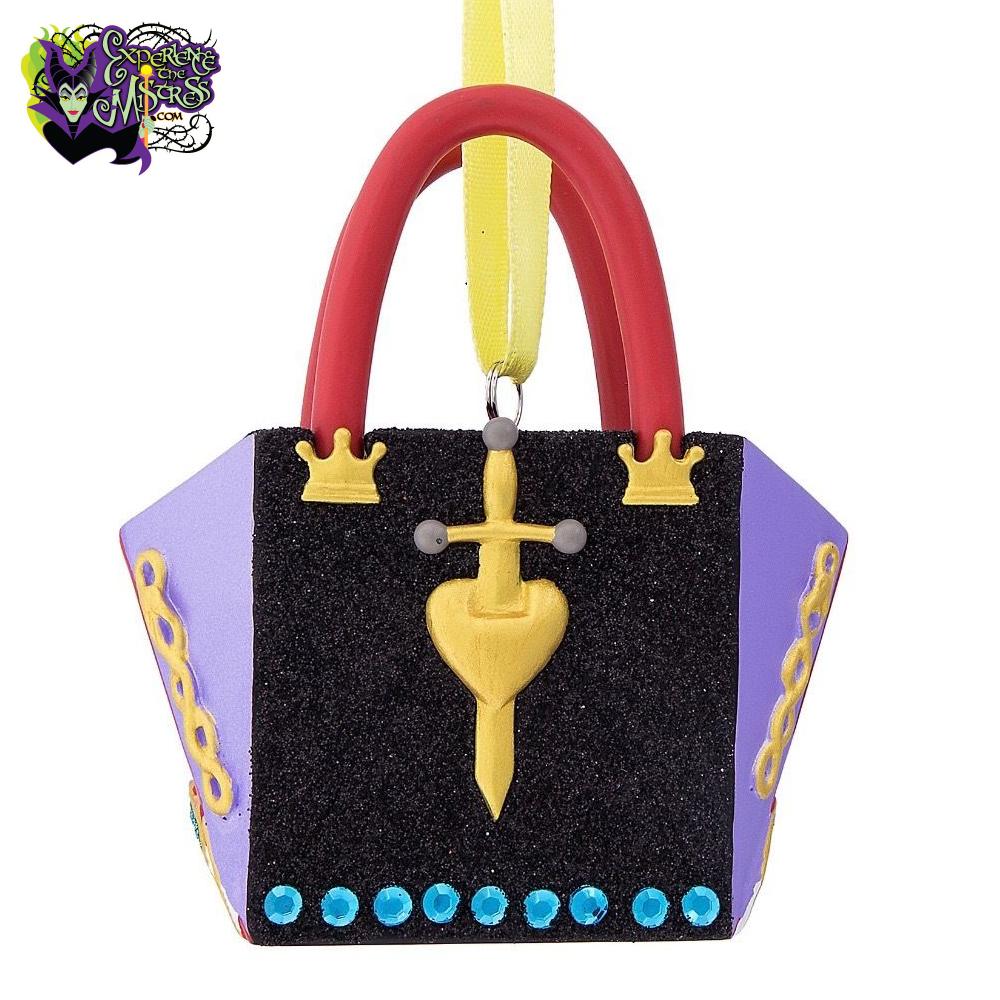 Disney Parks Handbag Ornament Collection: Disney Villains ... Disney Evil Queen Ornament