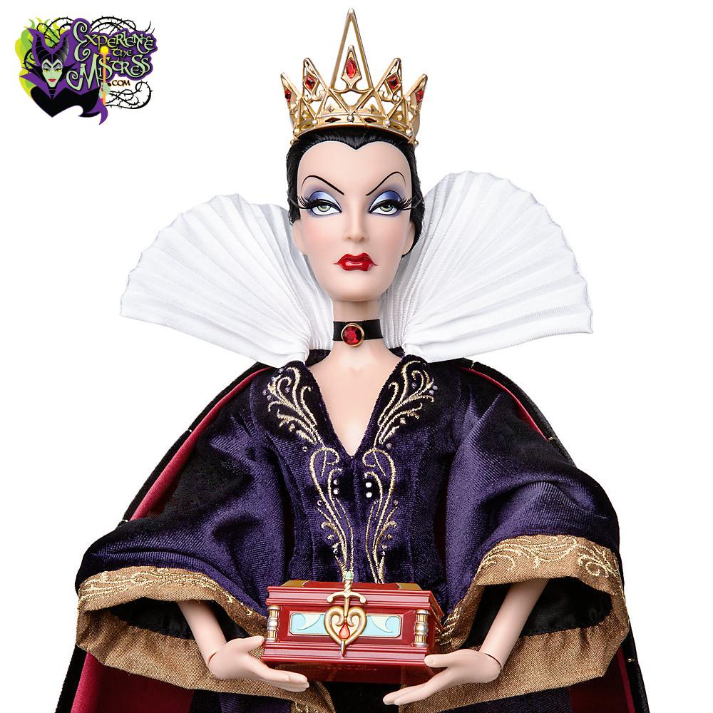 Disney Store Art of Snow White 17″ Limited Edition ...Disney Evil Queen Art