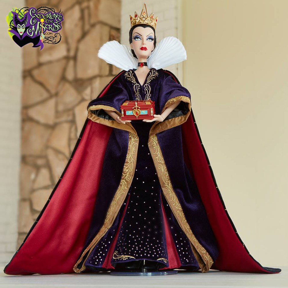 Disney Store Art of Snow White 17″ Limited Edition ... Disney Evil Queen Snow White