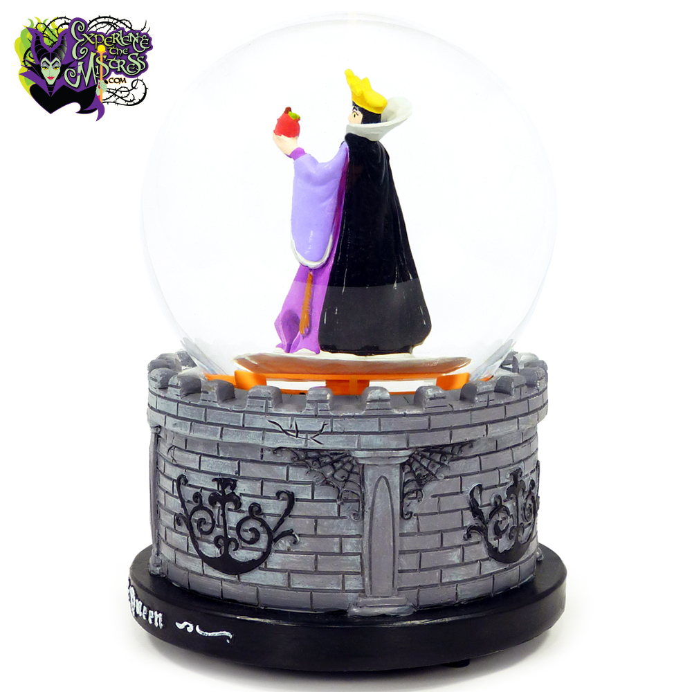 Kcare for Walgreens Disney Villains Musical SnoMotion Waterglobe
