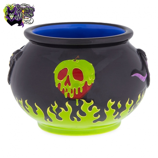 2017-Disney-Parks-Villains-Mini-Bowl-Cauldron-Ceramic-Maleficent-Dragon-Evil-Queen-Ursula-Chernabog-Hook-001